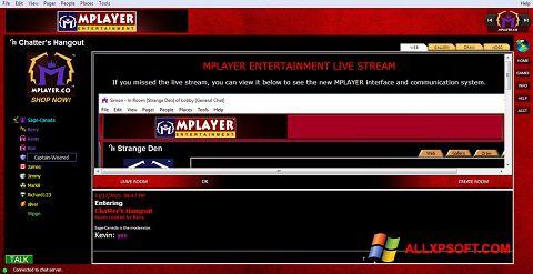 Zrzut ekranu MPlayer na Windows XP
