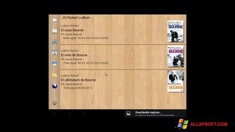 Zrzut ekranu Cool Reader na Windows XP