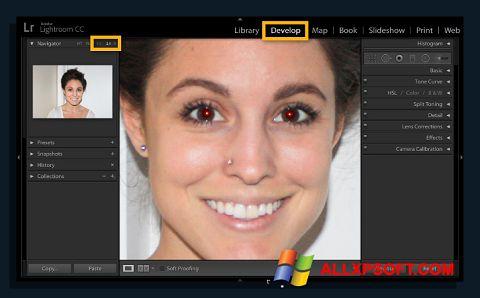 Zrzut ekranu Red Eye Remover na Windows XP